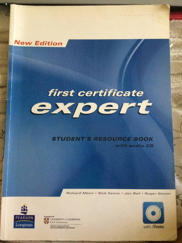 first certificate expert student¿s resource book