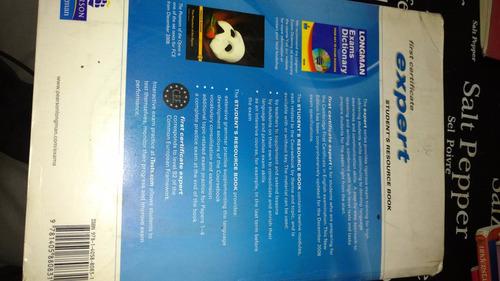 first certificate expert student's resource book