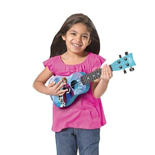 first law fr285 disney frozen mini guitar ukulele!