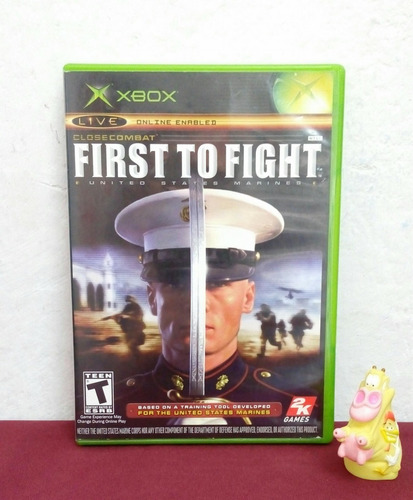 first to fight xbox clásico