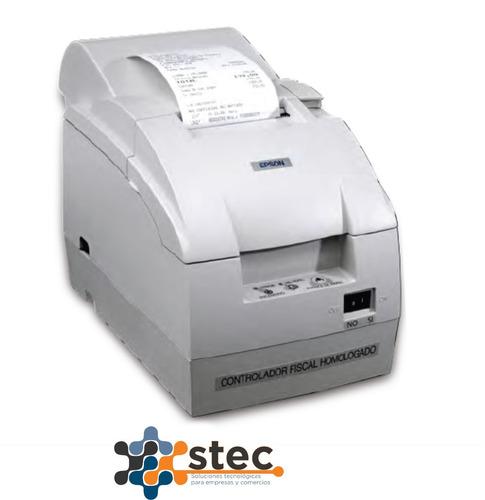 fiscal epson impresora