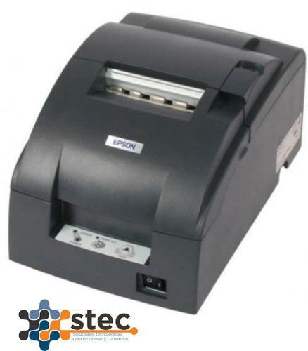fiscal impresora fiscal epson