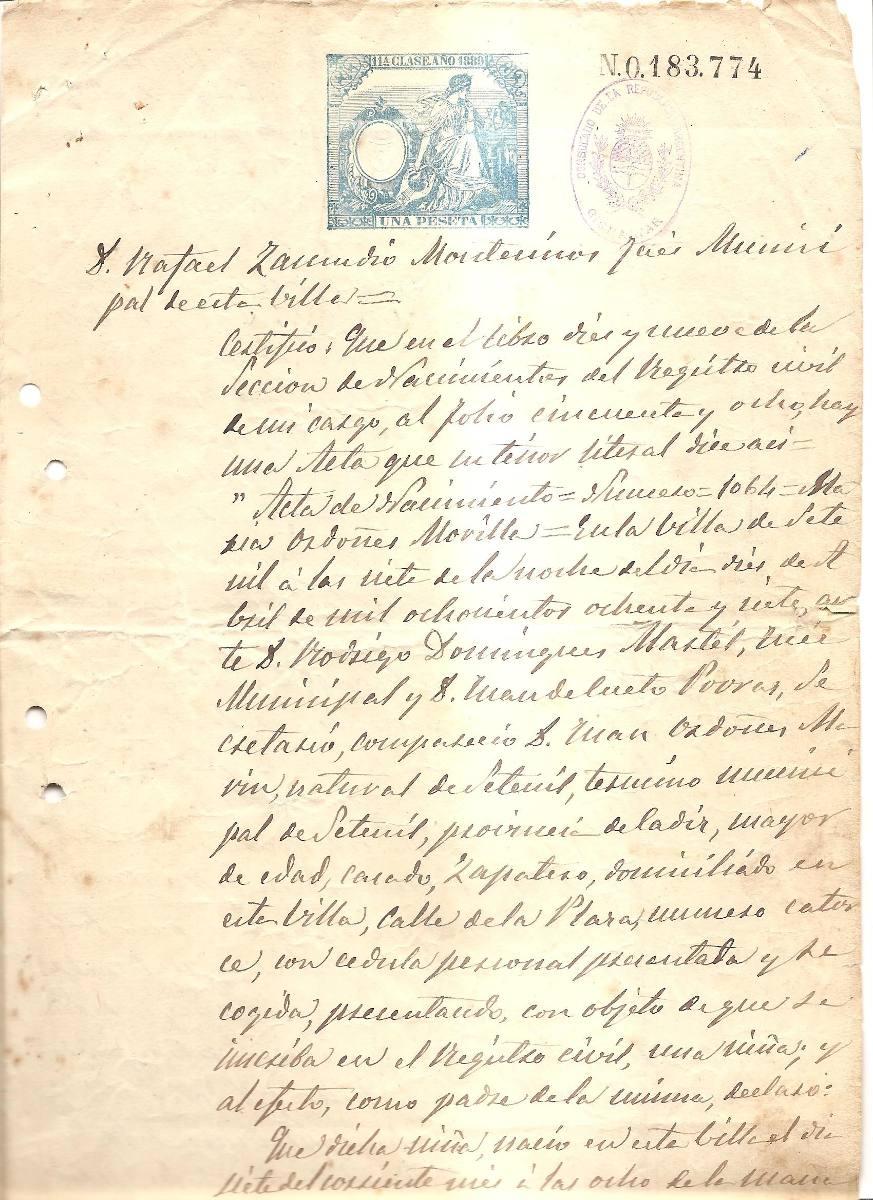 Atractivo Certificado De Nacimiento Oregon Formulario De Pedido ...