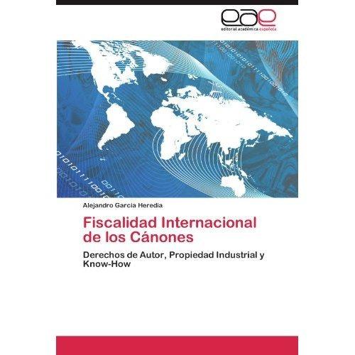 fiscalidad internacional de los c nones; alejan envío gratis