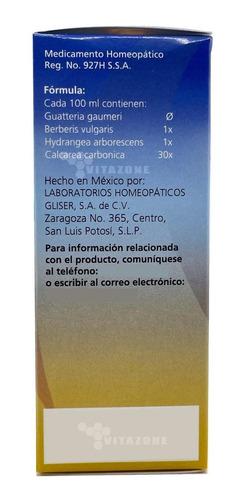 fiserul solución 30 ml cálculos biliares renales gliser