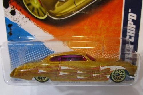 fishd y chipd escala 1/64 coleccion hot wheels r52b