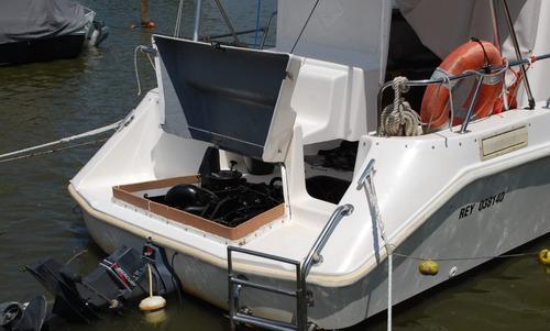 fisher cabin 710