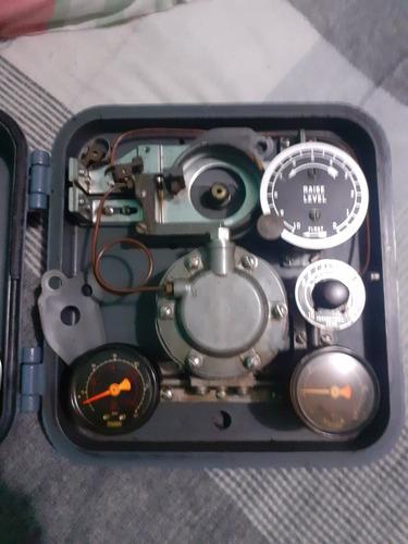 fisher controlador de presión