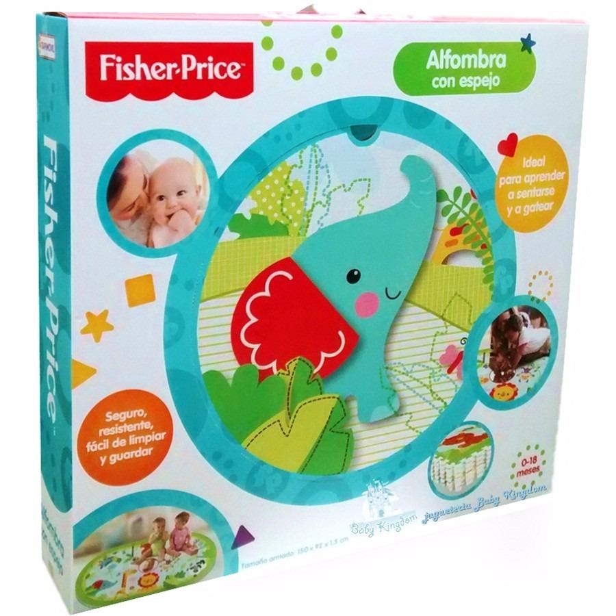 fisher price alfombra antigolpes para bebe no es goma eva
