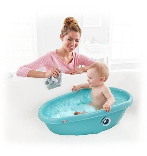 fisher price ballena hora del baño
