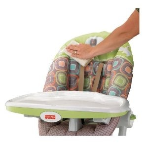 Silla alta comer fisher price e z bebes hm4 3 for Silla antireflujo