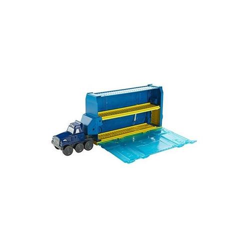 fisher-price bob the builder, transportador de dos toneladas