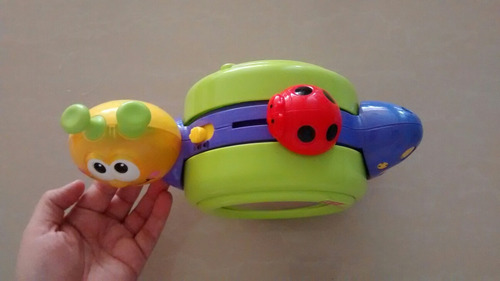 fisher price caracol musical