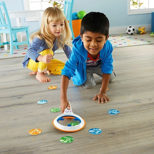 fisher price caza palabras think & learn smart