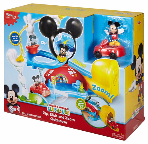 fisher price clubhouse casa de mickey mouse 2016
