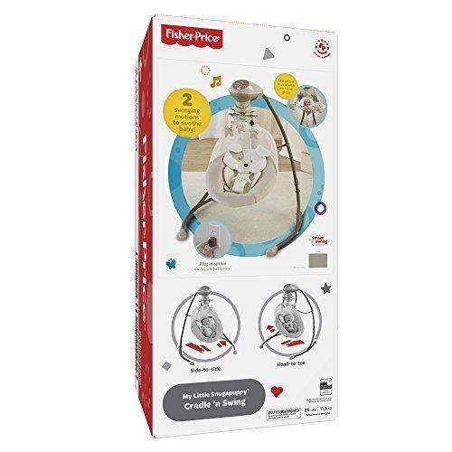 Fisher price cuna 39 n swing mi peque o snugapuppy 4 en mercado libre - Fisher price cuna ...