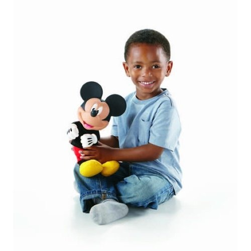 Fisher Price Disney Mickey Mouse Clubhouse Hot Diggity Dog Mickey