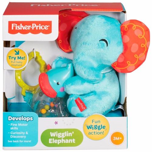 fisher price - família elefante - cdn53