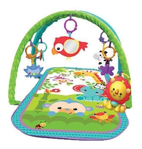 fisher-price gimnasio musical 3 en 1 de la naturaleza