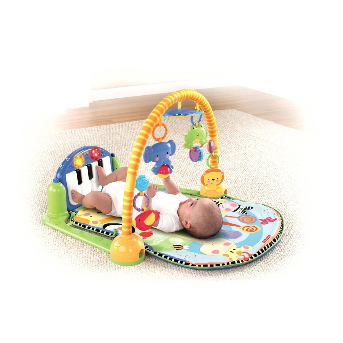 Fisher price gimnasio musical para bebe oferta for Espejo retrovisor bebe fisher price