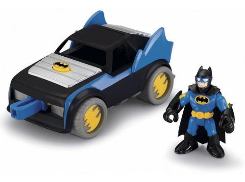 fisher-price imaginext dc super friends batmóvel