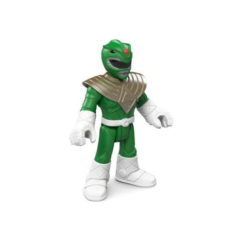 fisher-price imaginext power rangers dragonzord ranger verde
