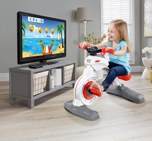 fisher-price, juguete de ciclo inteligente (2017) mental