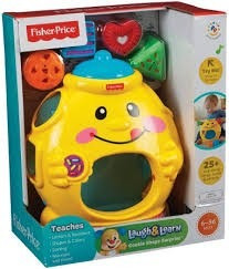 fisher price laugh and learn  cookies shape surprise