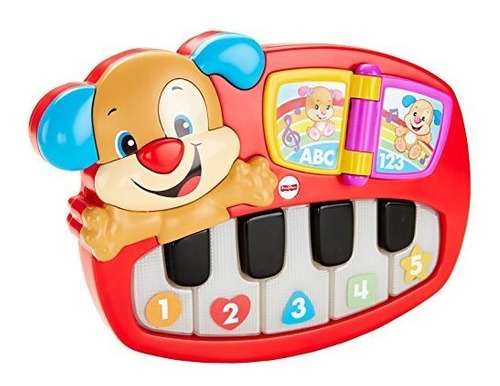 fisher-price laugh - learn puppy.s piano