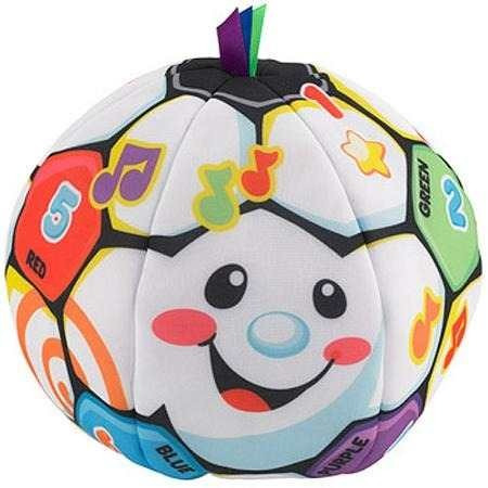 fisher-price laugh & learn singin bola futbol