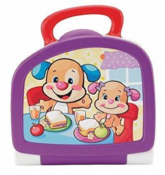 fisher-price laugh y aprende ordenar n learn lunchbox