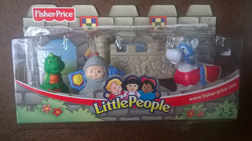 fisher ¿ price¿ little people sr. lance a little .... 2 a 5