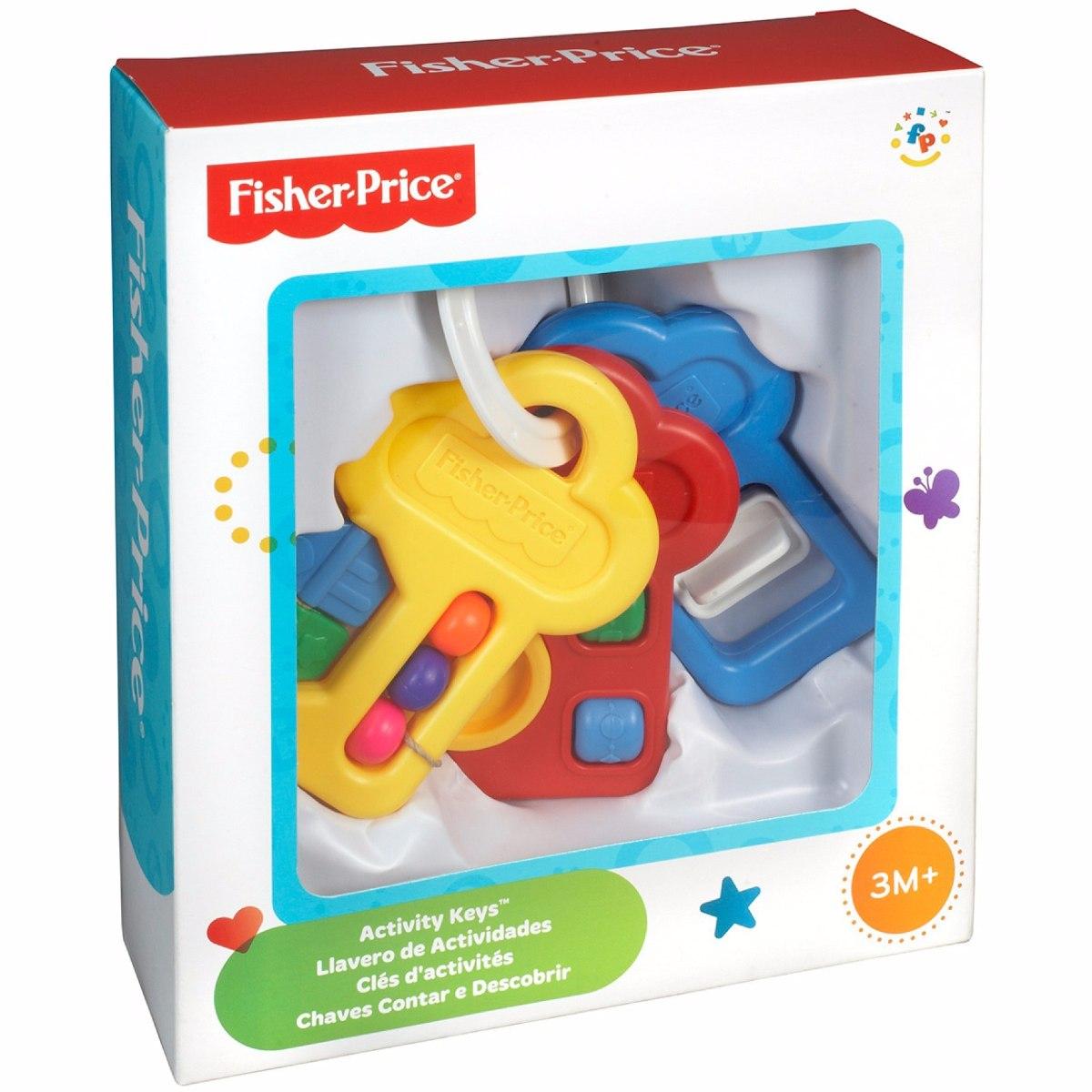 9e0df4b33 fisher price llavero de actividades juguetería el pehuén. Cargando zoom.