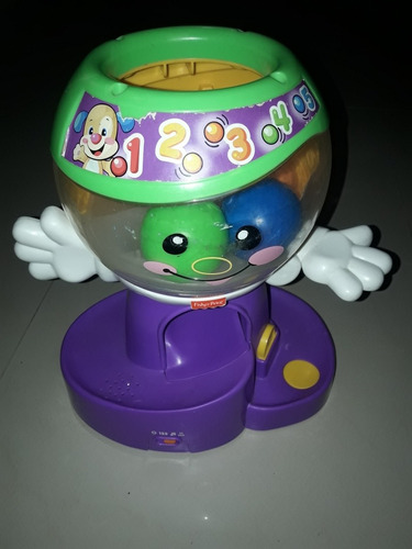 fisher price maquina de chicles