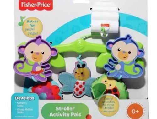 fisher price movil amiguitos de actividades.