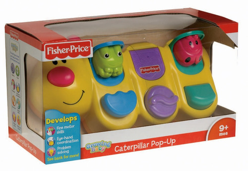 fisher price oruga de actividades jugueteria bunny toys