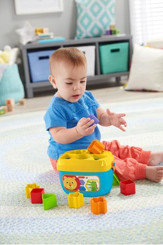 fisher-price, primeros bloques del bebé