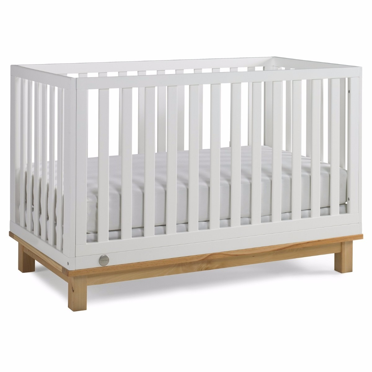 Fisher-price Riley Island White Natural Cuna 3 En 1 Bebe - $ 1.699 ...