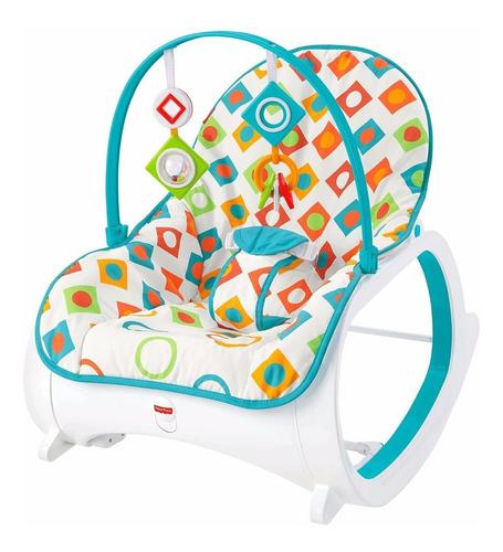 fisher-price rocker diamonds silla mecedora vibradora bebe