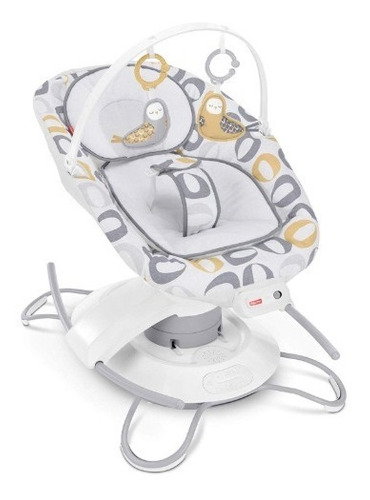 fisher price sher-price 2-in-1 deluxe soothe 'n play moises