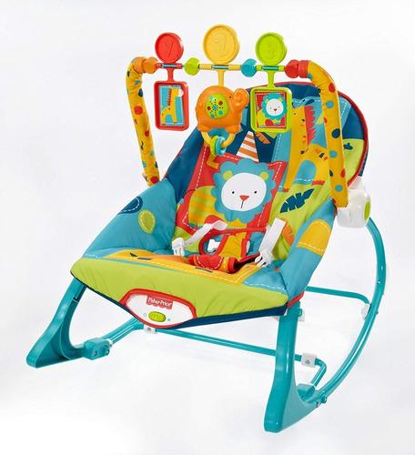 fisher price  silla mecedora safari entrega inmediata!