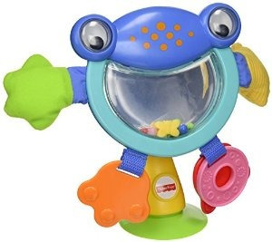 fisher-price spinner frog