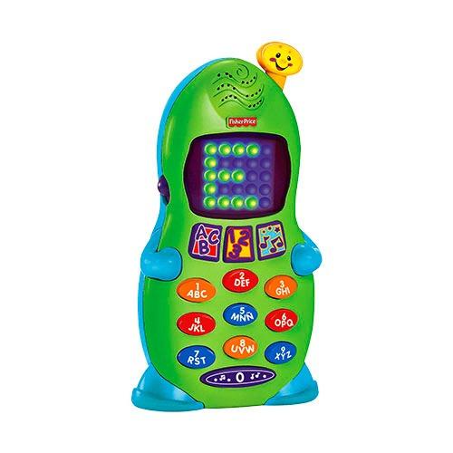 fisher-price telefono rie y aprende incluye sonidos
