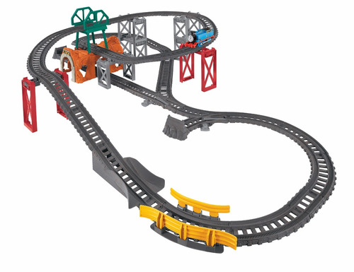 fisher price thomas and friend trackmaster 5 en 1.