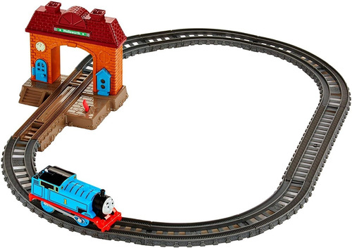 fisher- price thomas and friends trackmaster station starter