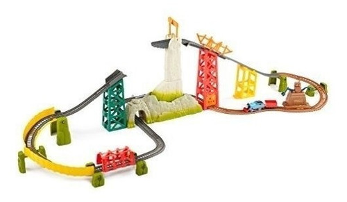 fisher-price thomas el tren: trackmaster avalancha de...