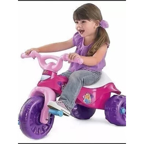 Fisher Price Triciclo De Barbie.