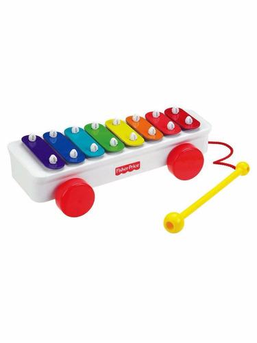 fisher price - xilófono para bebés clásico