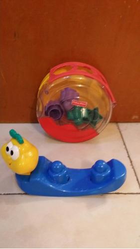 fisher prive juguete didactico