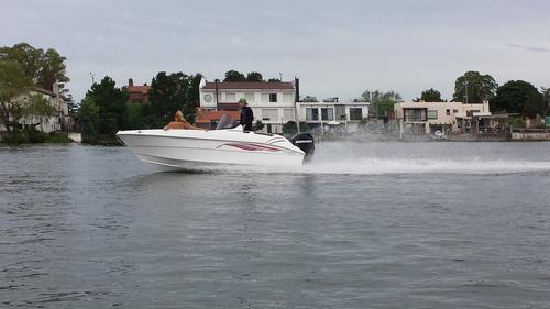 fisherman 4.80  con mercury 60 hp